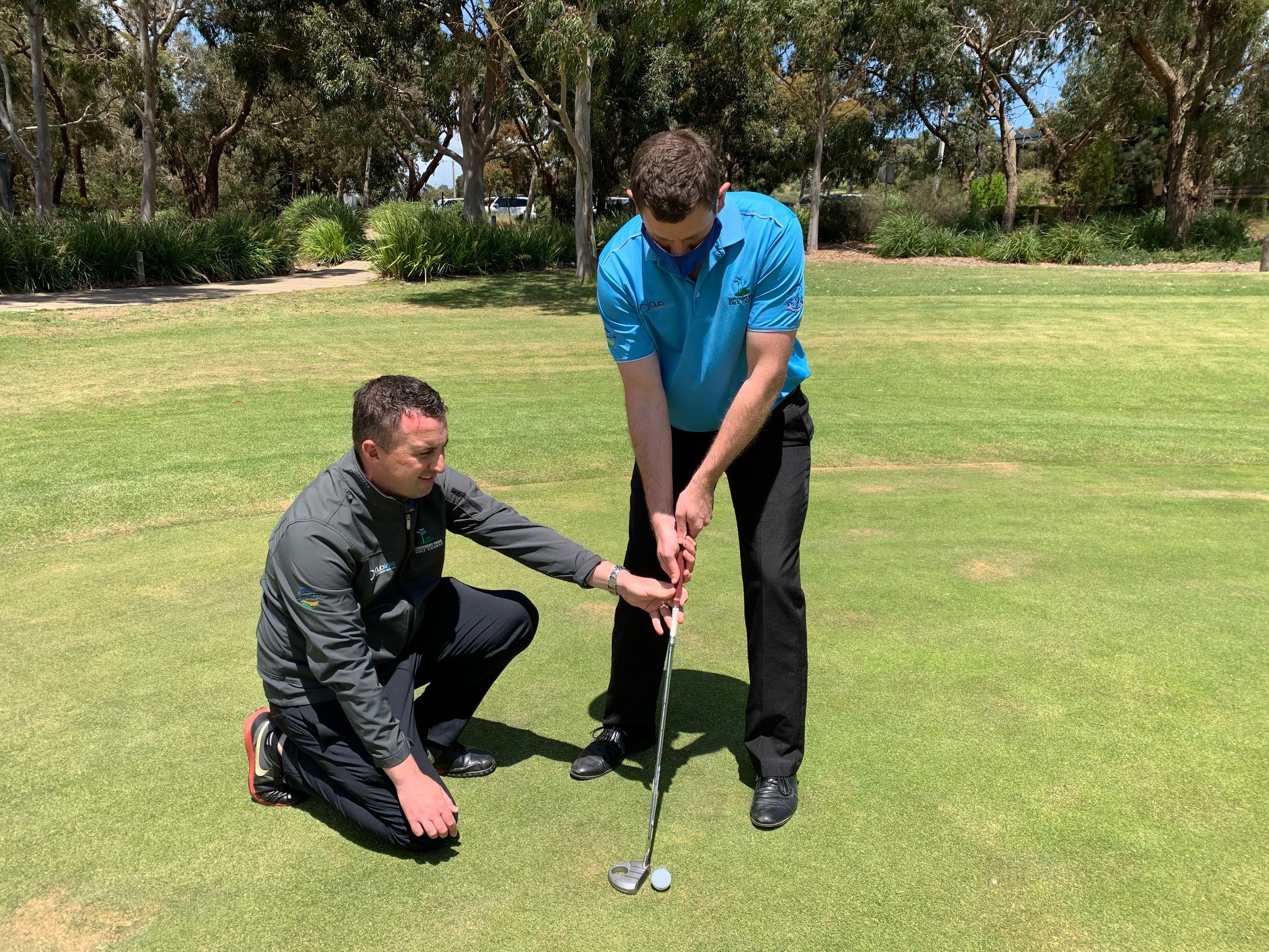 PGA Pro Putting tips
