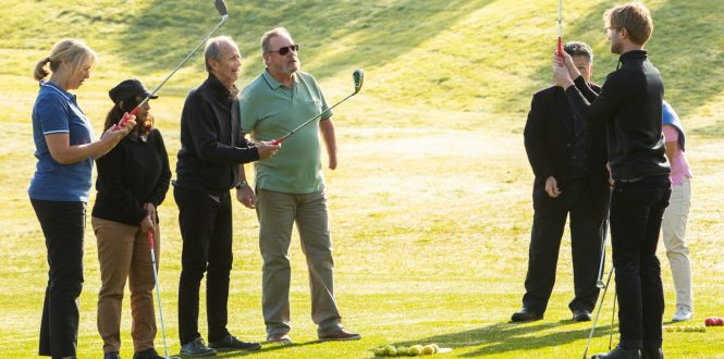 Get Into Golf Adult Programs