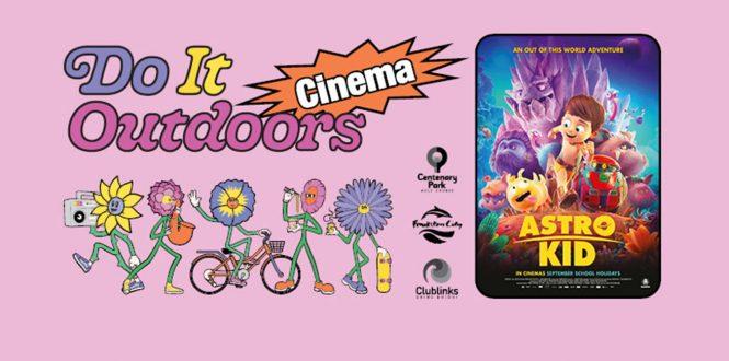 Do it Outdoors Family Fun Outdoor Cinema